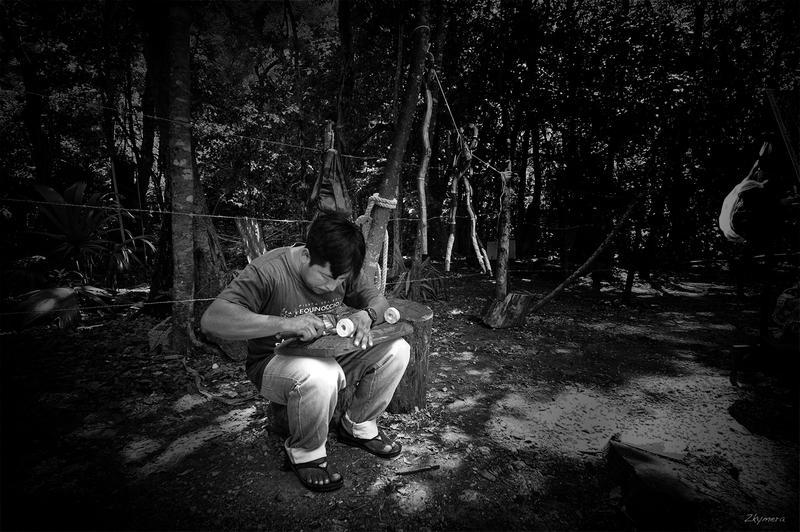 87r5 1 - De paseo por la selva maya ...