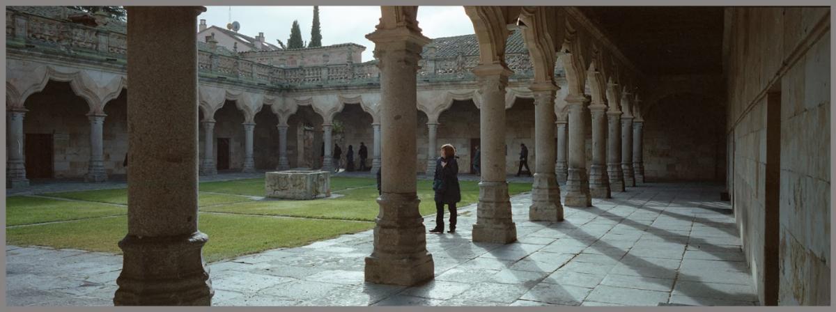 Claustro 1 - Salamanca con la X-Pan