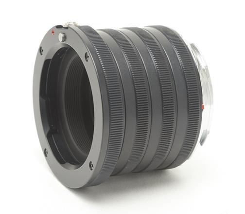 NovoflexmacroLEMVISIIadaptersetforLeicaM 2 - Adaptador Novflex LEM/VISII: objetivos Visoflex y anillo macro para la Leica M (#240)