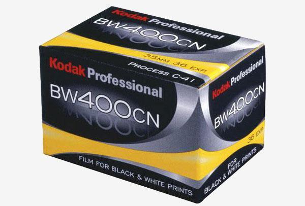 Kodak BW400CN 1 - Kodak descataloga la película BW400CN