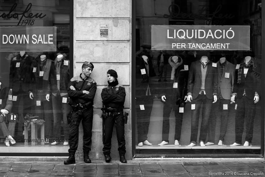 11096706 10205477405430274 4865466973628 1 - Exposición en Barcelona: Flânerie de Luciana Crepaldi