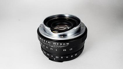 LeicaMiniluxtoLeicaMmountlensconversiona 4 - Adaptador para convertir el objetivo Leica Minilux Summarit 40 f:2,4 a M de MGR Production