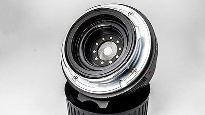 MGRProductionLeicaMiniluxtoLeicaMmountle 3 - Adaptador para convertir el objetivo Leica Minilux Summarit 40 f:2,4 a M de MGR Production