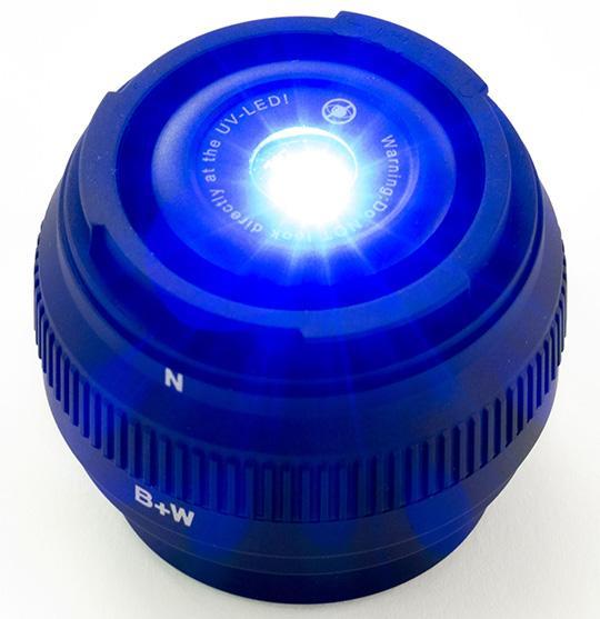 BWUVPROpreventslensfungusLeicamount10 1 - B+W UV-PRO Premium para prevención de hongos y bacterias en objetivos