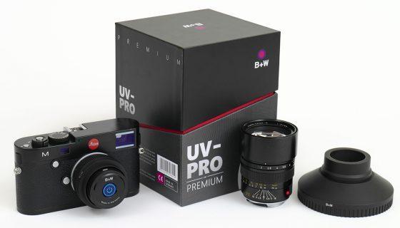 BWUVPROpreventslensfungusLeicamount560x3 1 - B+W UV-PRO Premium para prevención de hongos y bacterias en objetivos