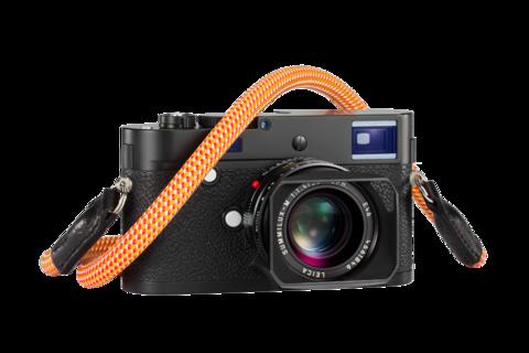RopeStrap glowingred LeicaMMonochrom 960 1 - Las correas de cuerda de escalada llegan al catálogo Leica