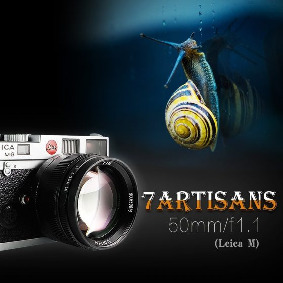 7Artisans50mmf11lensforLeicaMmount3560x5 1 - Nuevo Objetivo M :7Artisans 50mm f/1.1