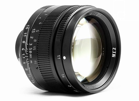 7Artisans50mmf11lensforLeicaMmountcamera 1 - Nuevo Objetivo M :7Artisans 50mm f/1.1