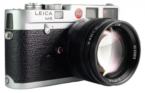 7Artisans50mmf11lensforLeicaMmountcamera 2 - Nuevo Objetivo M :7Artisans 50mm f/1.1