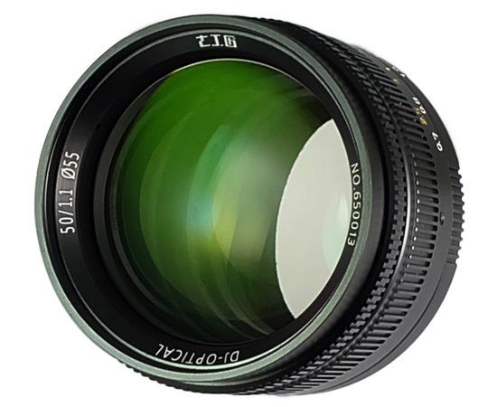 7Artisans50mmf11lensforLeicaMmountcamera 3 - Nuevo Objetivo M :7Artisans 50mm f/1.1