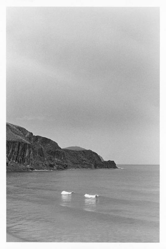 copyright bernard plossu la isleta del m 1 - 25 aniversario Proyecto Imagina (centro Andaluz de la Fotografia. Almeria hasta 15.10