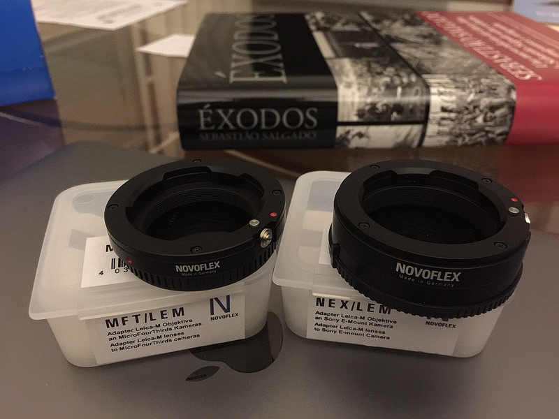 38467599821 49c3de4cf5 c 1 - Anillos adaptadores Novoflex Leica M->m4/3 y Leica M-Sony E (100€/unidad)