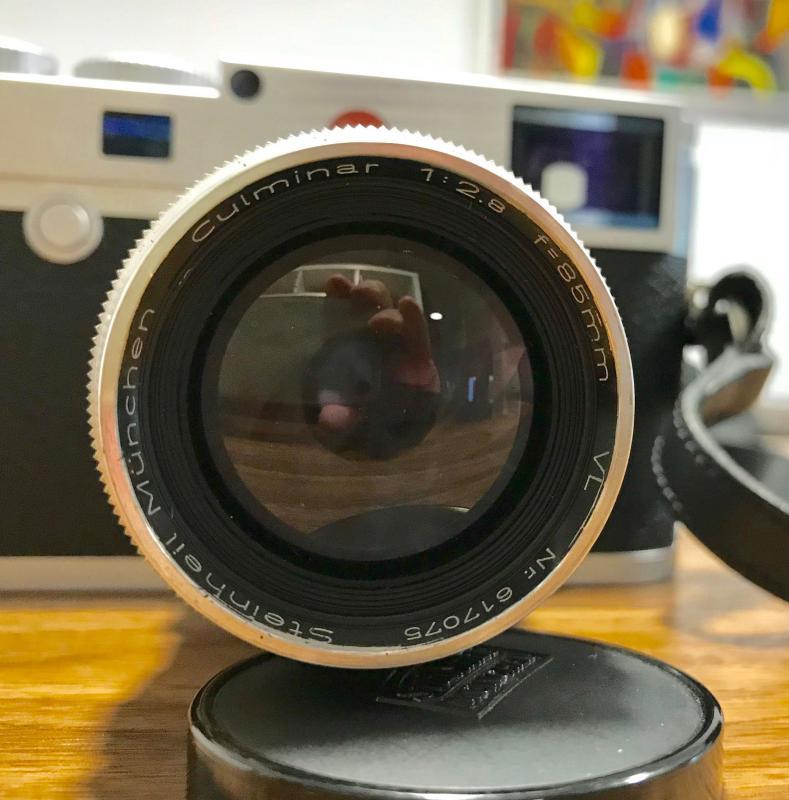 26544095698 1bb648fcad k 1 - Opinión sobre lente Steinheil Culminar 85mm f2,8