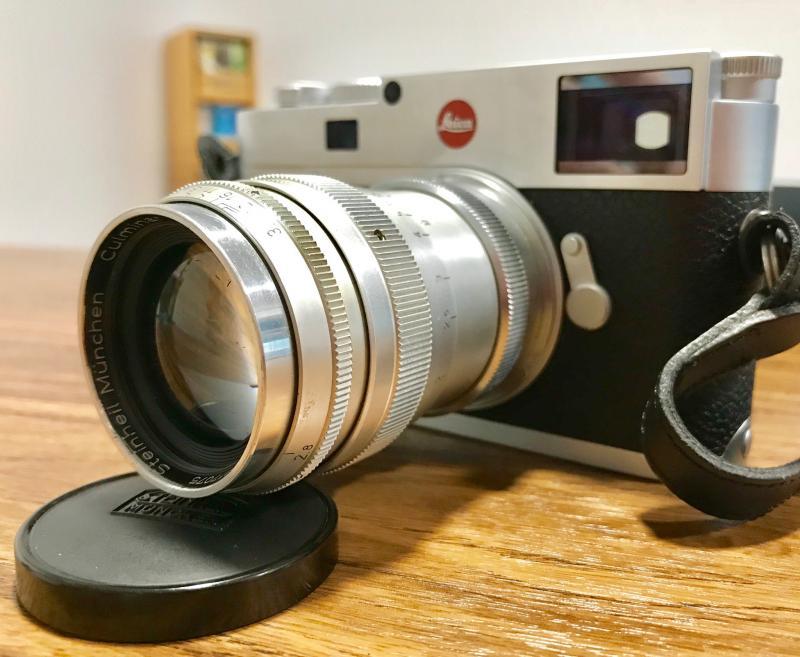 39518900125 4edb03a444 k 1 - Opinión sobre lente Steinheil Culminar 85mm f2,8