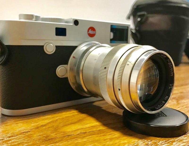 40370696972 c51a841f18 k 1 - Opinión sobre lente Steinheil Culminar 85mm f2,8