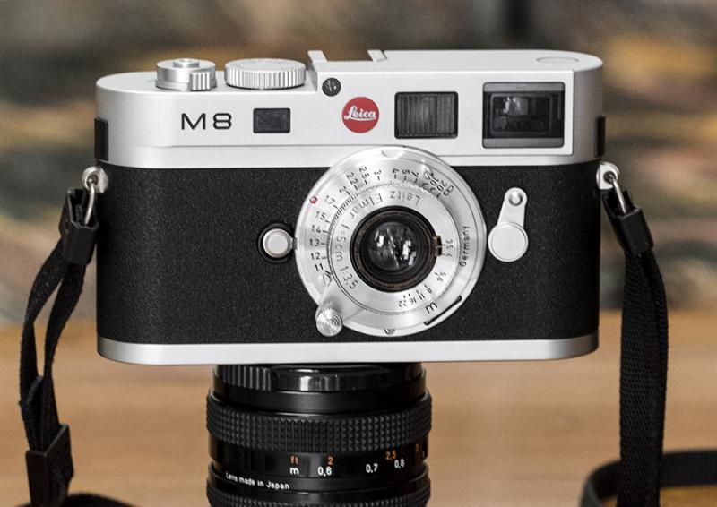 j607sw 1 - Leica iiiF y Leica M8