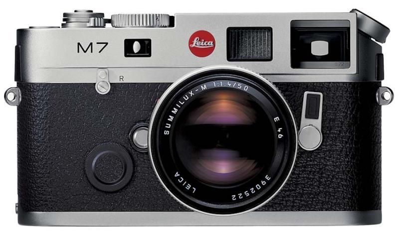 LeicaM7silver 1 - Fin de la producción de la Leica M7