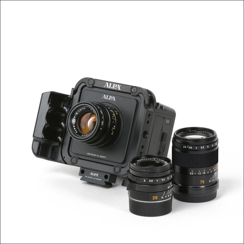 Pd4OkKP 1 - Módulo Leica M para ALPA 12