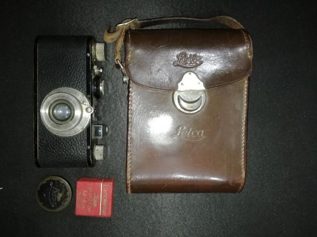 IMG20181228200542 1 - Les presento mi Leica Model i
