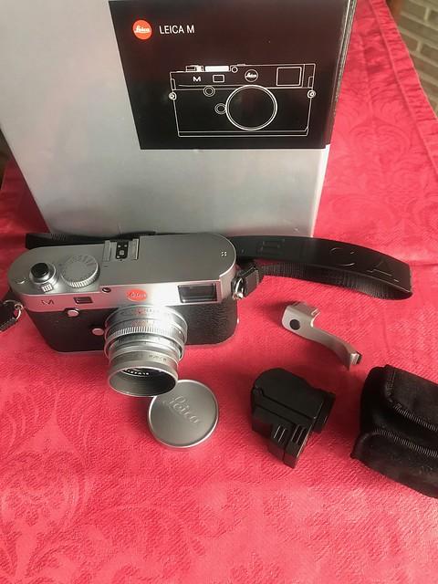 49460295756 fc06244fcb z 1 - Leica M240 plata con unos 6000 disparos
