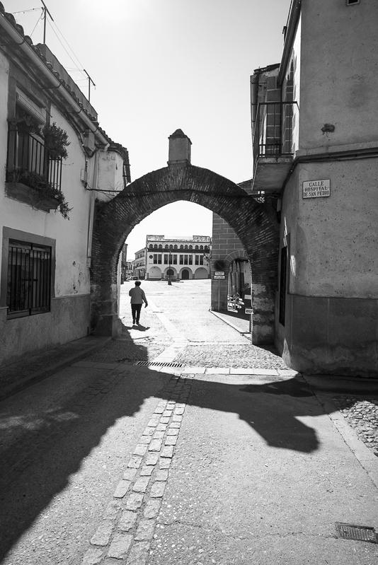 Arco - Cáceres y otras  perlas de Extremadura