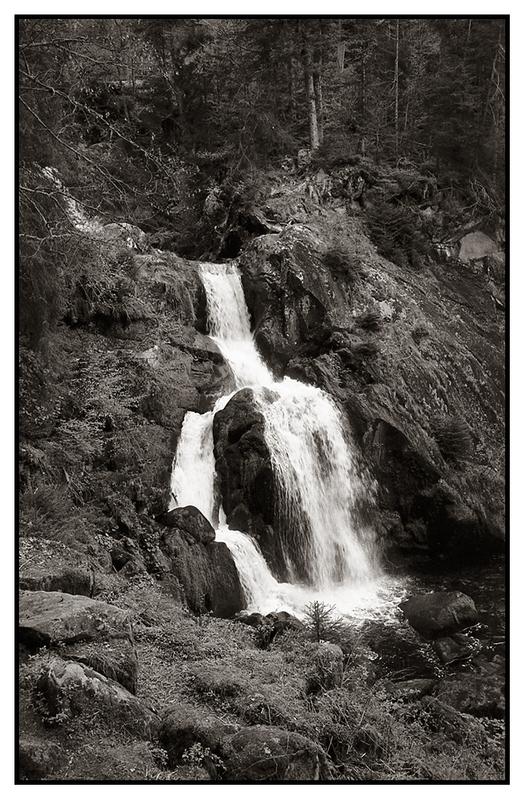 Cascada2 - Selva Negra (Alemania)