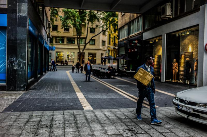 Inmigrante - Solos en la ciudad