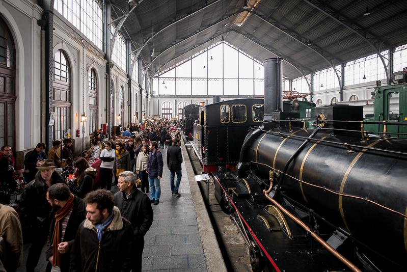 MF 5 - Museo ferroviario de Madrid
