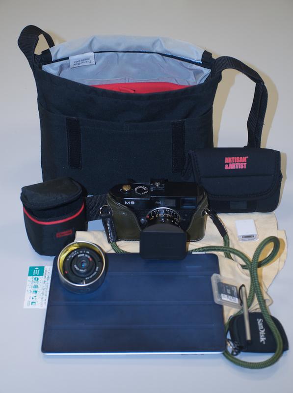 L1040943   Version 2 - Lo que llevo en mi bolsa!