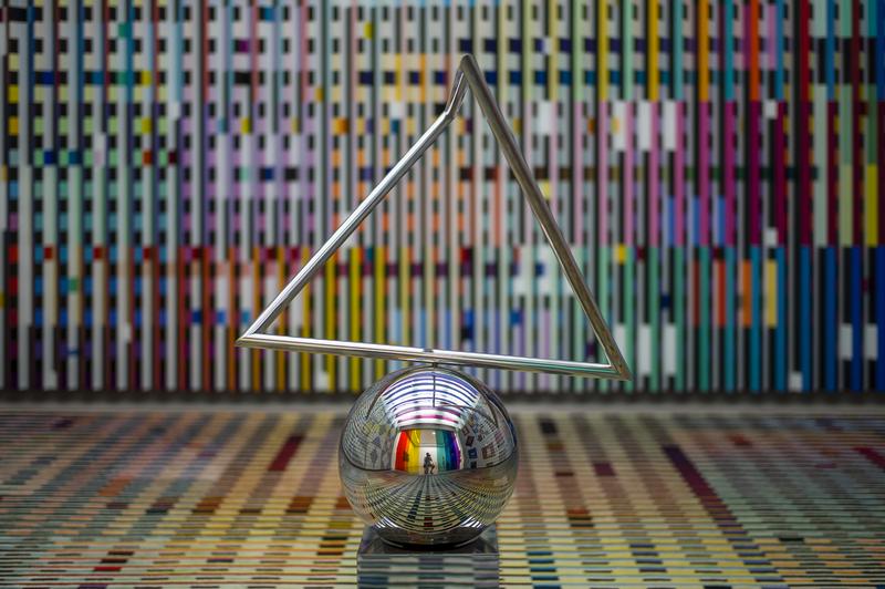En el George Pompidou - Este soy yo - Autorretrato
