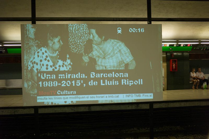 L9818986 - Exposición: Una Mirada, Barcelona 1989 - 2015 (LLuis Ripoll)