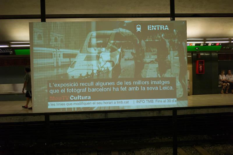 L9818987 - Exposición: Una Mirada, Barcelona 1989 - 2015 (LLuis Ripoll)