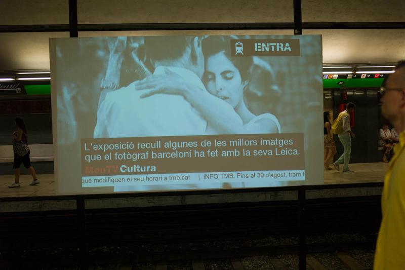 L9818988 - Exposición: Una Mirada, Barcelona 1989 - 2015 (LLuis Ripoll)