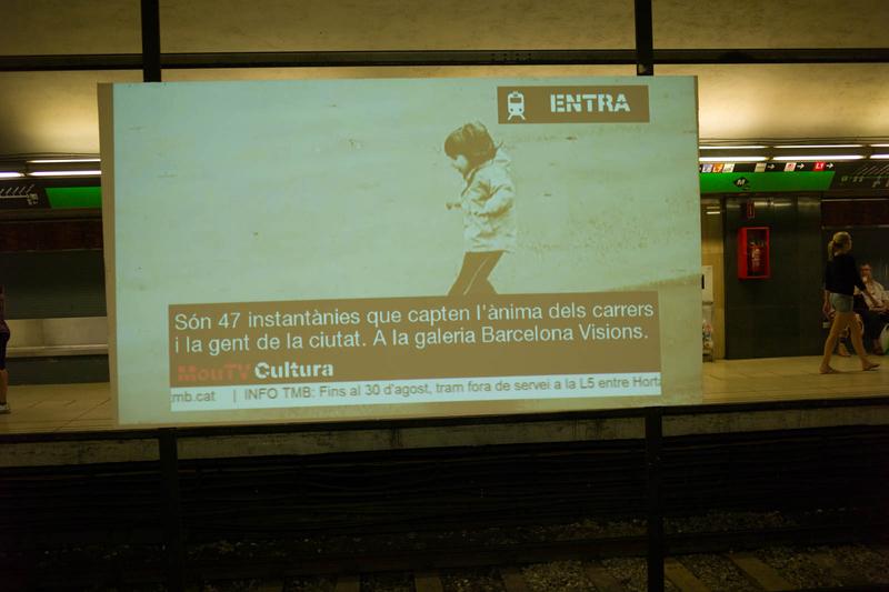 L9818991 - Exposición: Una Mirada, Barcelona 1989 - 2015 (LLuis Ripoll)