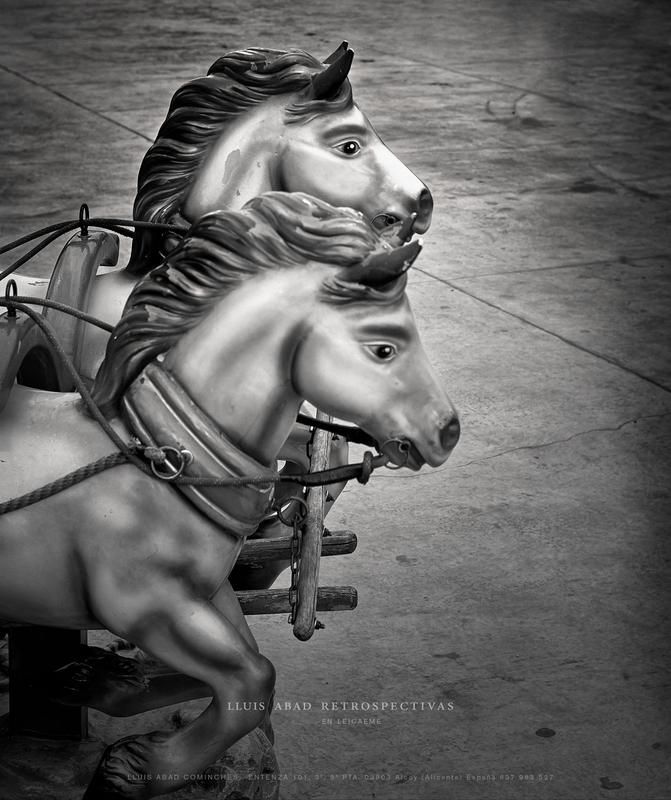 Arre caballo - Esos maravillosos animales
