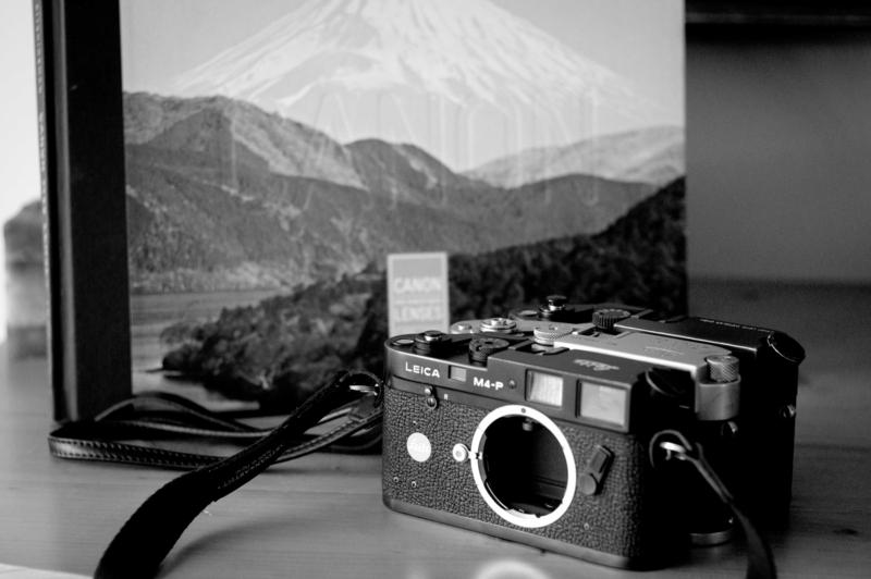 Mis Leicas