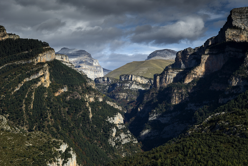 En el Pirineo Aragones I