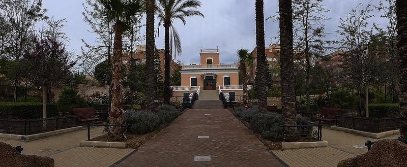 Biblioteca de Benimámet-Valencia