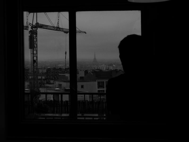 Dans le miroir, Paris octobre 2018