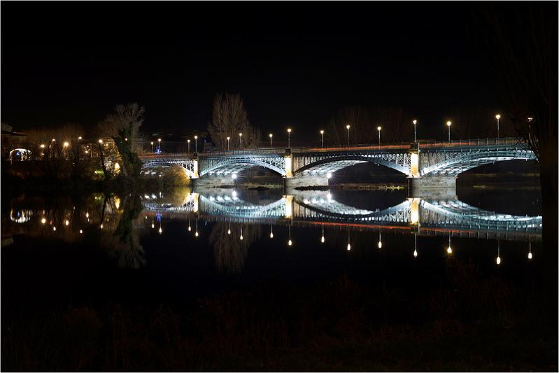 Puente Nuevo, Salamanca